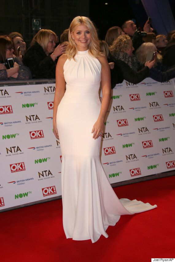 NTAs 2016: Susanna Reid Dazzles On The Red Carpet Of The National Television Awards Along With 'Good...