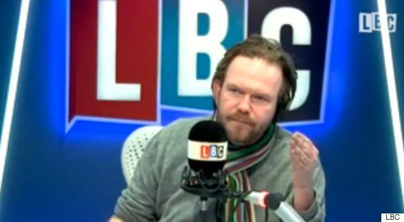 James O'Brien Criticises 'Comical' Jeremy Corbyn For Providing 'No Opposition' During LBC