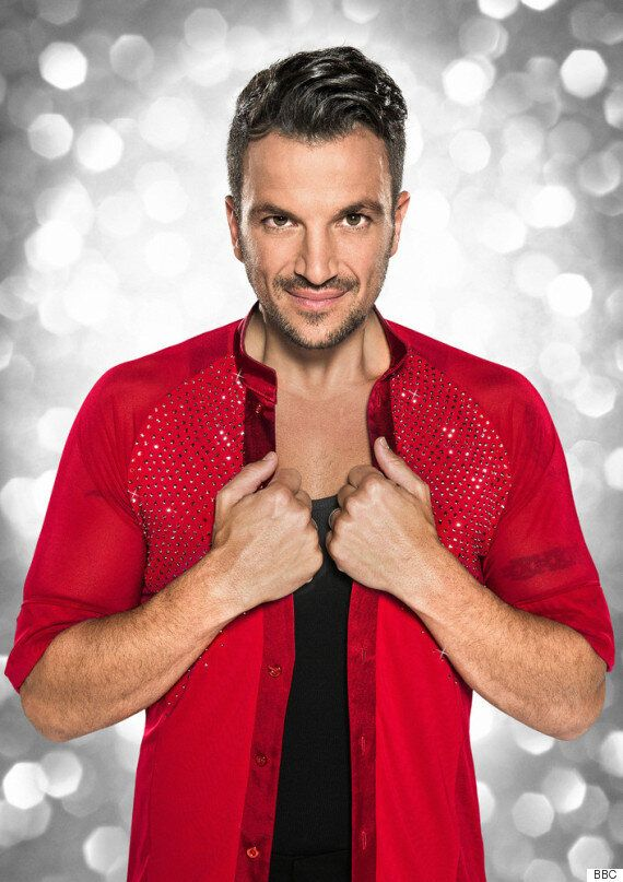 'Strictly Come Dancing': Peter Andre Dubbed 'Vainest Celebrity In Show's History' By Crew