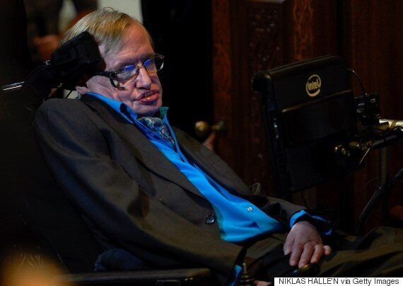 Aliens Will 'Conquer And Colonise' Earth Stephen Hawking