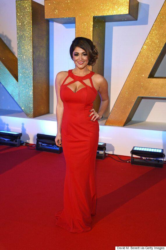 NTAs 2016: Luisa Zissman Makes Return To The Spotlight, As She Joins Fellow 'Celebrity Big Brother' Star...