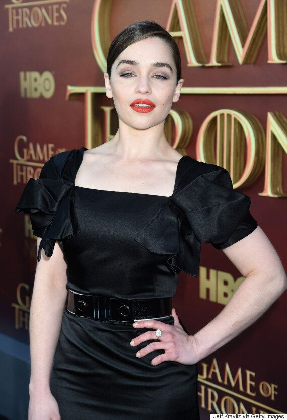 Emilia Clarke on Game of Thrones: I had no idea about the
