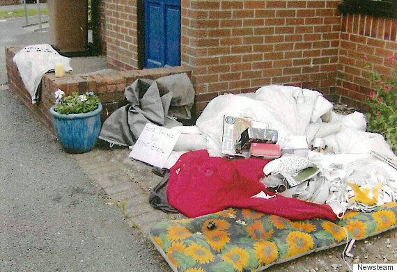 Jilted Husband, 72, Fined £2,300 For Fly-Tipping After Dumping Belongings Outside Ex-Wife's