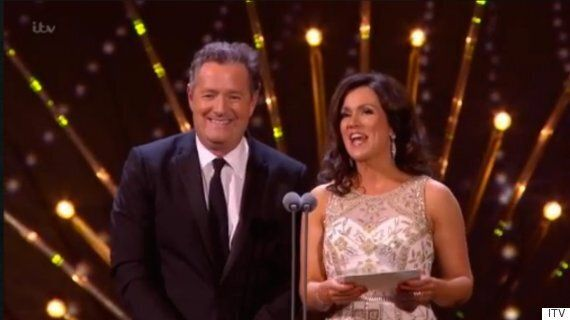 NTAs 2016: Susanna Reid Shoots Down Piers Morgan's 'Date Night' Joke, As They Present Best Daytime