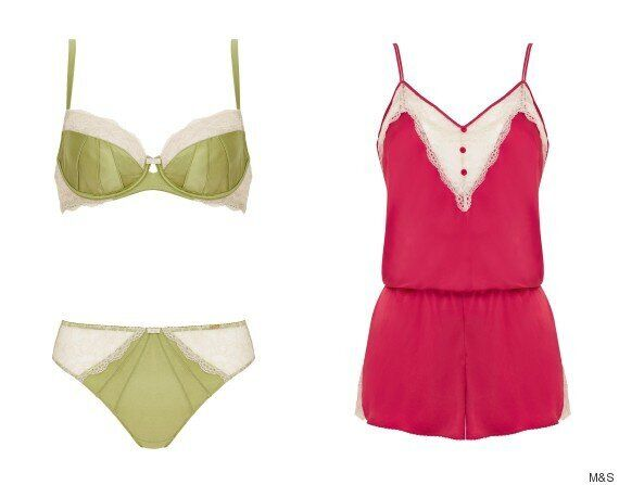 Rosie Huntington-Whiteley For Marks And Spencer: See Her New Summer Lingerie