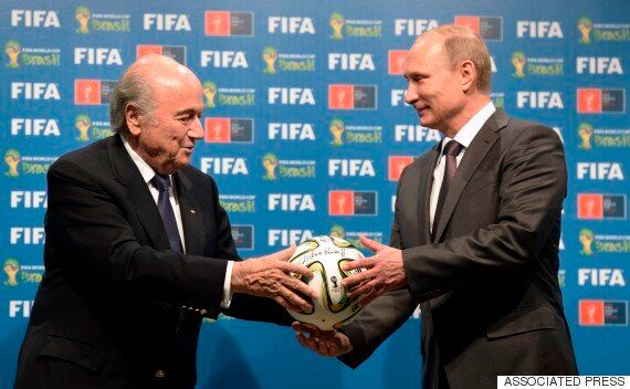 David Cameron Calls On Sepp Blatter To Quit As Fifa President As Britain Considers 'Nuclear