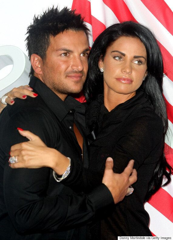 Peter Andre And Katie Price Are Back On Speaking Terms: 'We Get On Really