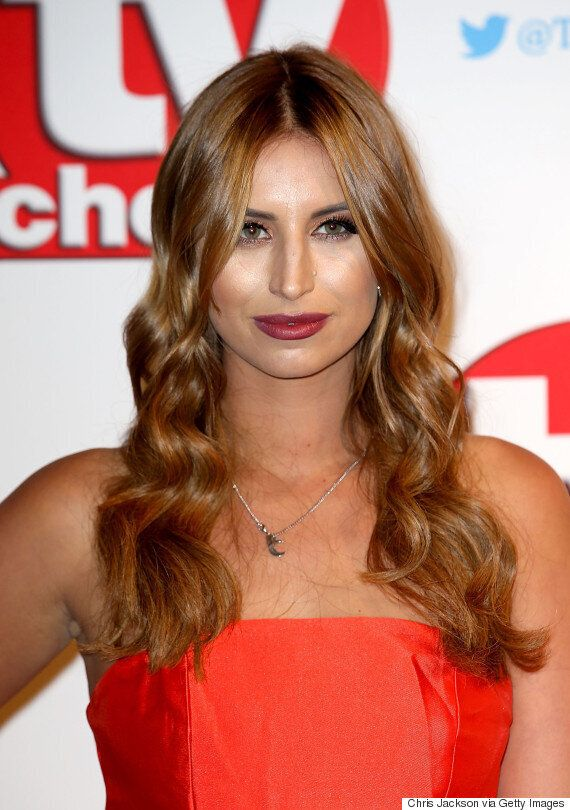 'Celebrity Big Brother' 2016: 'TOWIE' Star Ferne McCann Joins Line-Up For Next