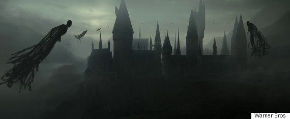 JK Rowling's Harry Potter Books Inspire Name For New 'Soul-Sucking Dementor