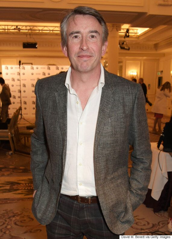 Steve Coogan Discusses Cocaine Addiction: 'I'll Always Be A Recovering Drug