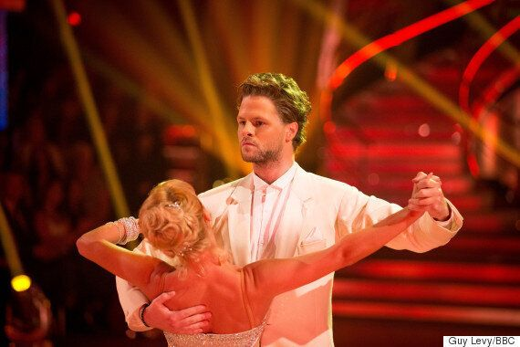 'Strictly Come Dancing': Jay McGuiness And Peter Andre Wow The Judges... But It Doesn't Look Good For...