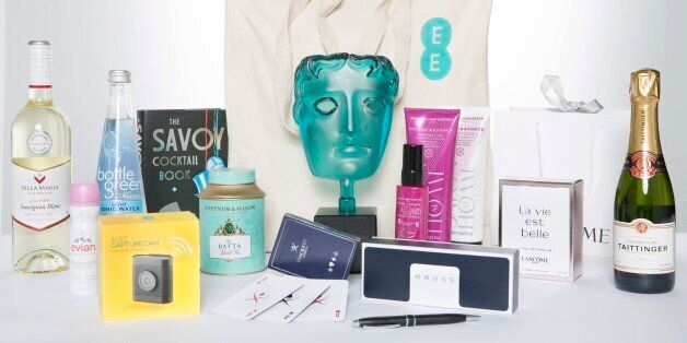 Win Two Tickets To The EE Baftas On Sunday 14 February, And A Fabulous EE Bafta Goodie Bag Worth £500
