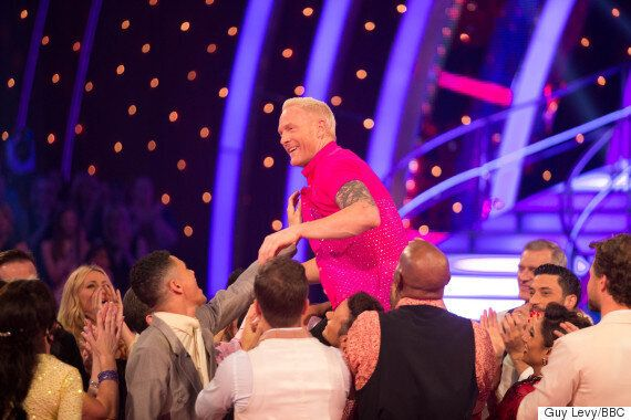 'Strictly Come Dancing': Iwan Thomas And Ola Jordan Are First Couple Eliminated In New