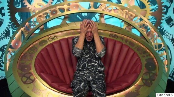 'Big Brother': Aaron Removed From House For 'Inappropriate Behaviour', After 'Flashing'