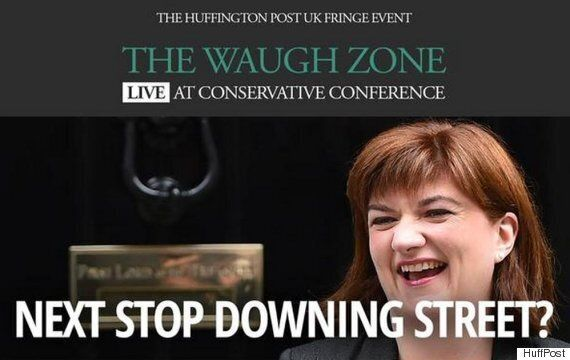 'Normal' Education Secretary Nicky Morgan Talks To The Huffington Post UK About The Conservative Party...
