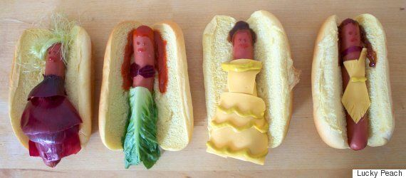 Disney Princesses Reimagined As Hot Dogs Shows We Have Reached Peak Disney