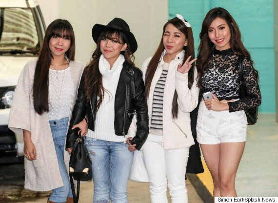 'X Factor' Group 4th Impact Reveal They've Taken A No-Sex Vow: 'We Just Want To Think About