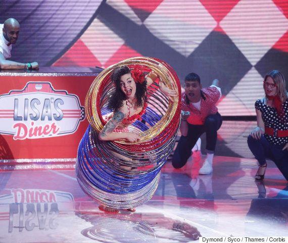 'Britain's Got Talent' Hula Hooper Lisa Sampson Left In Tears After Live Show
