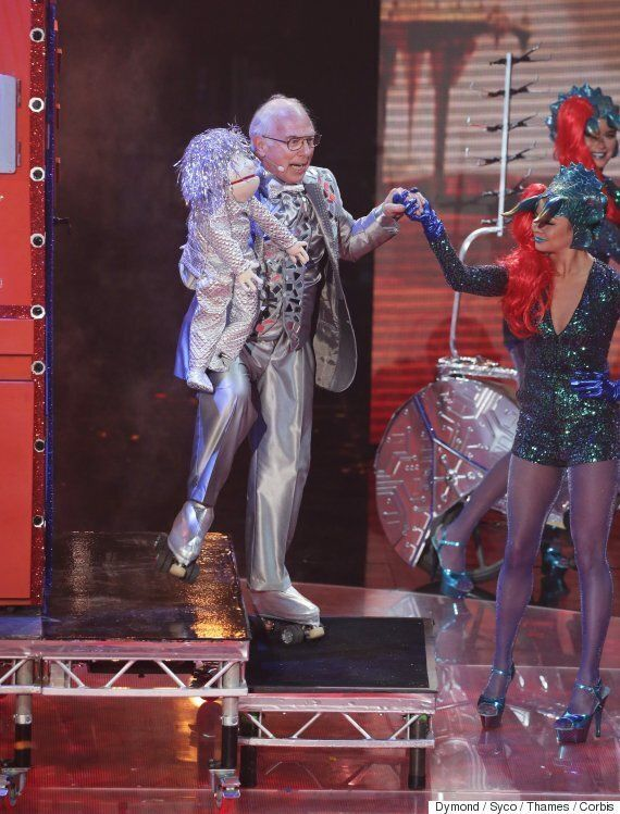 'Britain's Got Talent': Jeffrey Drayton Gives 'Worst Ever Live Show Performance', According To Simon...