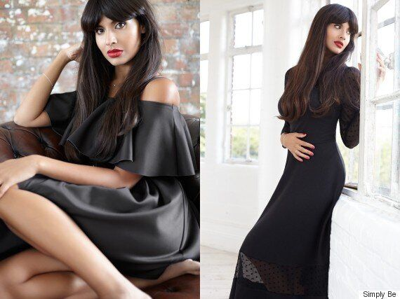 Jameela Jamil Launches Size Inclusive Clothing Line With Simply
