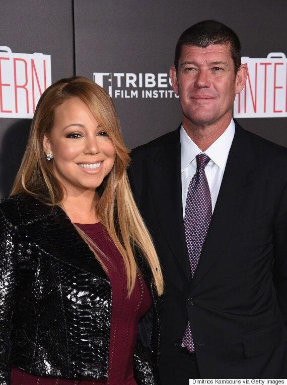 Mariah Carey 'Engaged' To Boyfriend, Media Mogul James