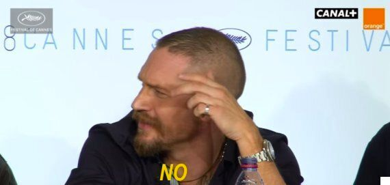 Tom Hardy Left Baffled By Sexist Interview Question During 'Mad Max' Q&A Session