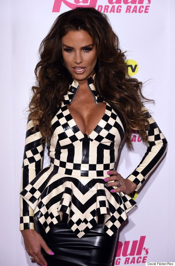 Katie Price Resurrects Jordan At 'RuPaul's Drag Race' Launch, Months After Breast Reduction Surgery