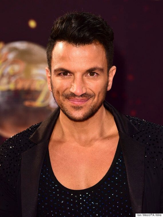 'Strictly Come Dancing' 2015: Peter Andre Responds To James Jordan Fix