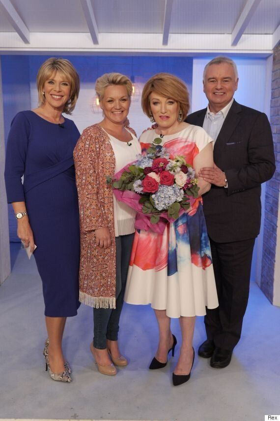 Kellie Maloney Gets A Glam Makeover On 'This Morning', Following Gender Reassignment