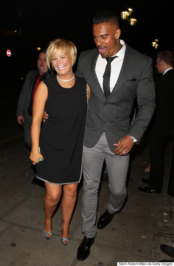 Kerry Katona's Husband George Kay Arrested On Suspicion Of 'Attacking Atomic Kitten Star And Possessing...