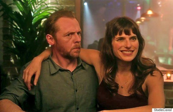 Simon Pegg On Swapping Laughs For Romance In 'Man Up', And Keeping Hold Of The 'Star Trek 3' Script -