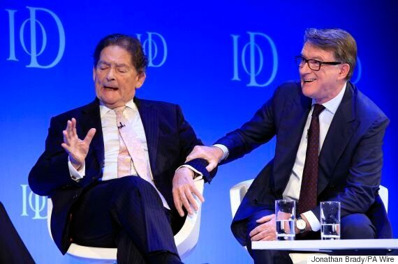 EU Membership A 'No Brainer,' Says Lord Mandelson As David Miliband Warns Against