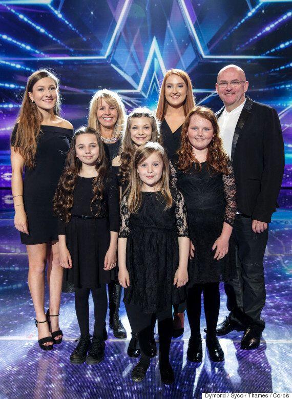 'Britain's Got Talent' Choir Cor Glanaethwy 'Running Up A Six-Figure Bill For Simon