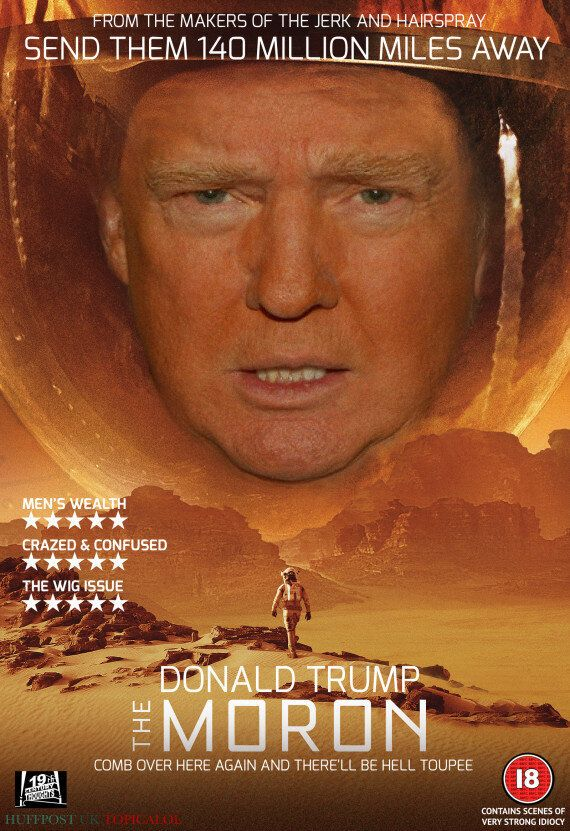 Donald Trump Is 'The