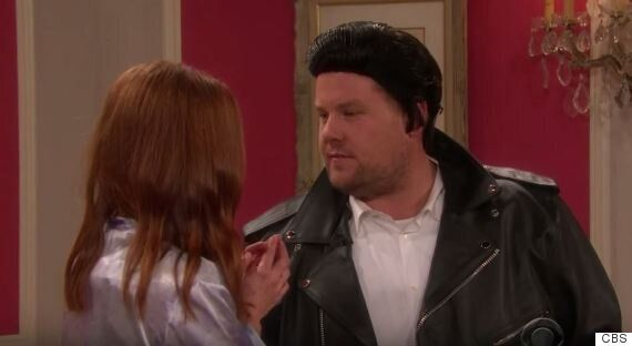 James Corden Turns Taylor Swift's Lyrics Into A Soap Opera, With Julianne Moore And John Stamos
