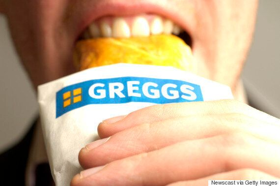 Greggs Bakers Warns National Living Wage Could Mean More Expensive