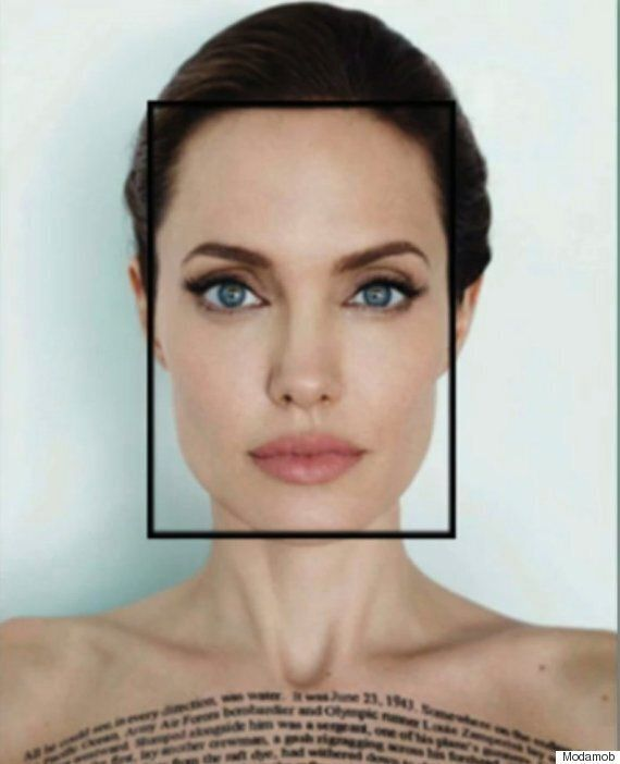 What Your Face Shape Says About Your