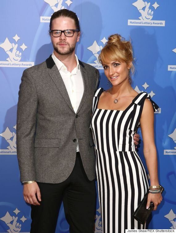 'Strictly Come Dancing': Aliona Vilani 'Argues With Husband Vincent Kavanagh' After Being Snapped With...