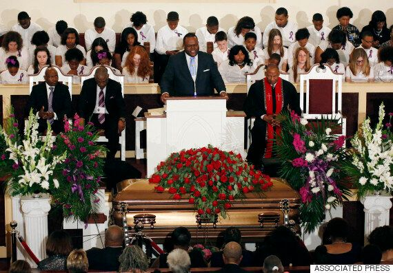 B.B. King's Funeral Held In His Mississippi