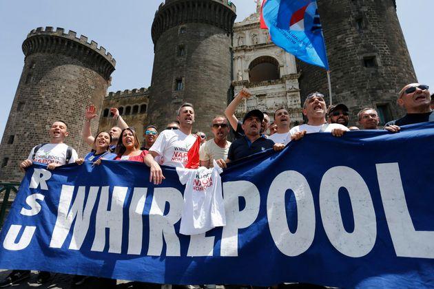 Whirlpool, l'azienda conferma nessuna chiusura a