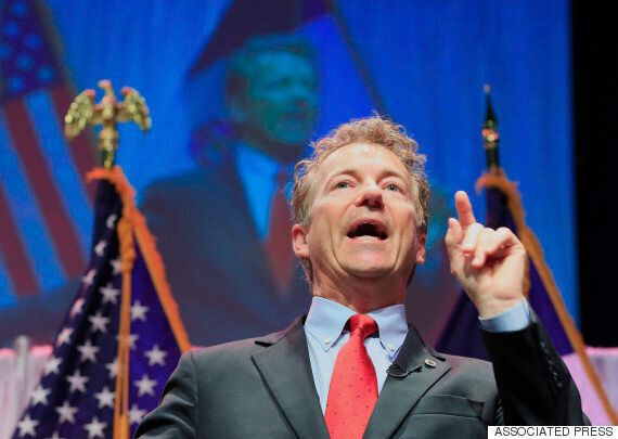 Patriot Act Set To Expire After Senator Rand Paul Vows To End The NSA's 'Illegal Spy
