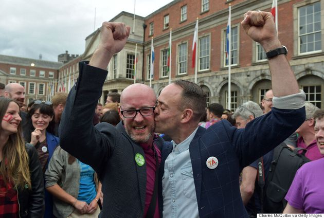 Ireland's Gay Marriage Voters Likened To 'Snakes' By American Politician Gordon