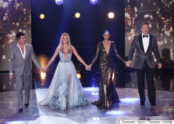 'Britain's Got Talent': Amanda Holden And Ant & Dec Laugh Off Ridiculous Outfit