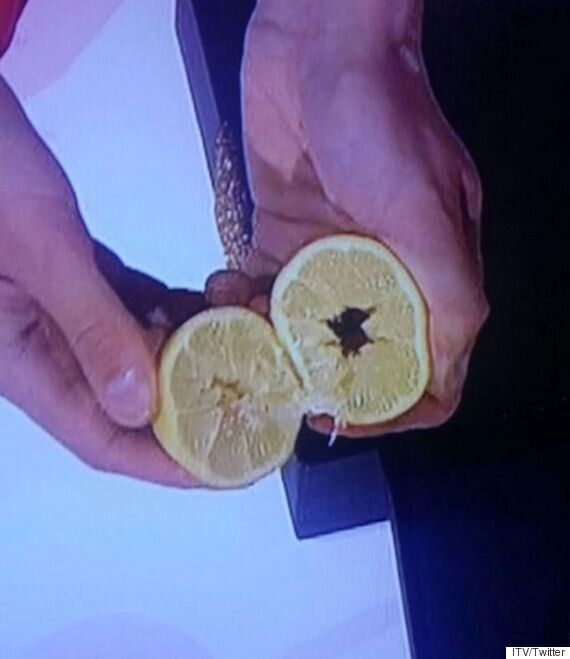 'Britain's Got Talent' Magician Jamie Raven's Lemon Trick Exposed In Live Final