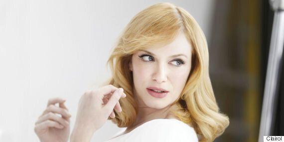 Christina Hendricks Clairol Blonde Advert Banned For Being