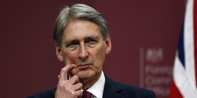 Foreign Secretary Philip Hammond said today Britain would remain in the European Convention on Human...
