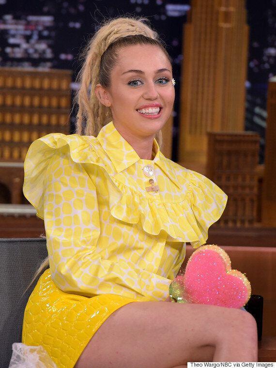Nicki Minaj Finally Explains Her 'Miley, What's Good?' VMAs