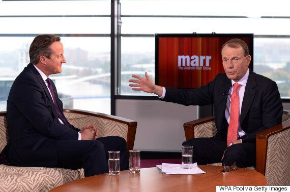 Robert Peston And Andrew Marr 'To Go Head-To-Head' In Vicious Sunday Morning Ratings War As ITV Poaches...