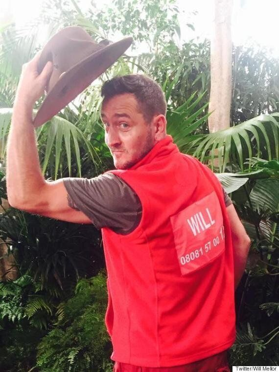 'I'm A Celebrity' 2015: Will Mellor Trolls Us All Into Believing He's On This Year's Line-Up With Twitter...