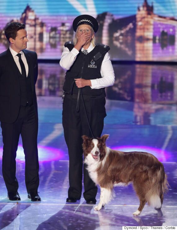 'Britain's Got Talent' Winners Jules And Matisse's Routine Used Secret Stunt Double Dog In